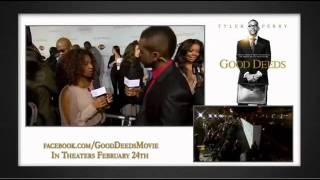 Good Deeds - Good Deeds Red Carpet Premiere - February 14th, 2012