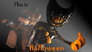 (SFM/BATIM/FNaF/Collab) This is Halloween Remix