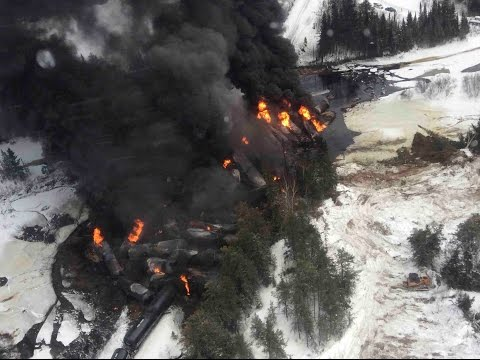 New federal rules aim to tackle the safety of oil trains