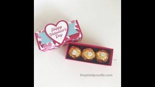 12 Days of Valentines Chocolate Box