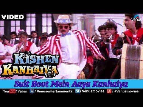 Suit Boot Mein Aaya Kanhaiya (Kishen Kanhaiya)