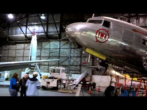 Airline History Museum Hangar - Kansas City (MKC)