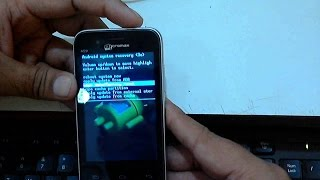 Micromax Bolt AD3520  Hard Reset, Format Code solution