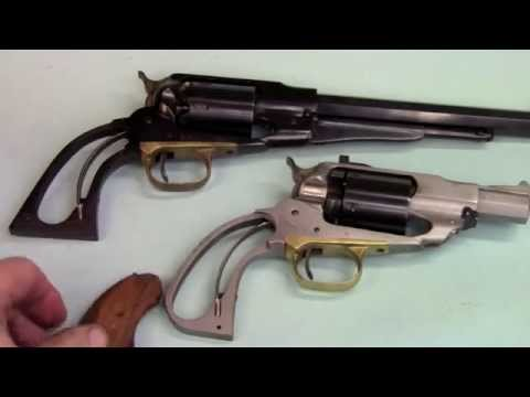 Building a Remington Bulldog Revolver.mov