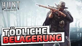 Tödliche Belagerung (Sir Benedict Hobhouse) - ♠ Hunt: Showdown ♠ - Deutsch German - Dhalucard