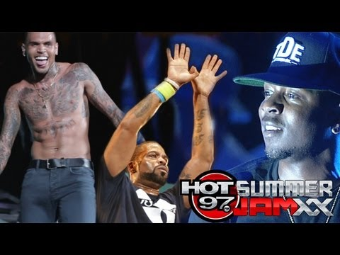 HOT97 SUMMER JAM 2013 RECAP VIDEO