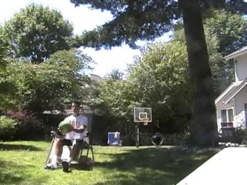 Basketball Trick Shots (Featured by KING 5 News) - Bellingham, WA
