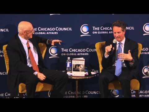 Timothy Geithner & Hank Paulson