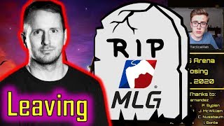 MLG Arena CLOSING - Adam Apicella Leaving Activision Blizzard! | CDL 2020 Rostermania News & Rumors