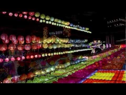Lotus Lantern Festival Samgwangsa Busan