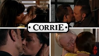 Coronation Street - Best Kisses Part 3!