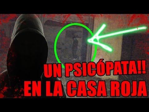 UN PSICÓPATA EN LA CASA ROJA DE TELDE