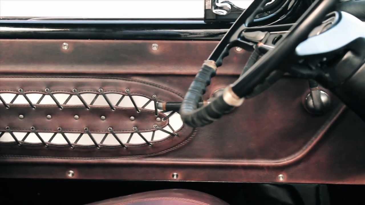 Hix Design Custom 59 Chevy Apache Interior Youtube