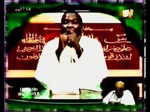 Le grand rendez-vous Ahmed Khalifa Niasse vs Iran Ndao