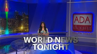 Ada Derana World News Tonight | 21st June 2021