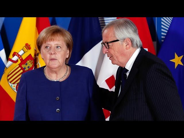 EU leaders discuss migrant crisis in Brussels