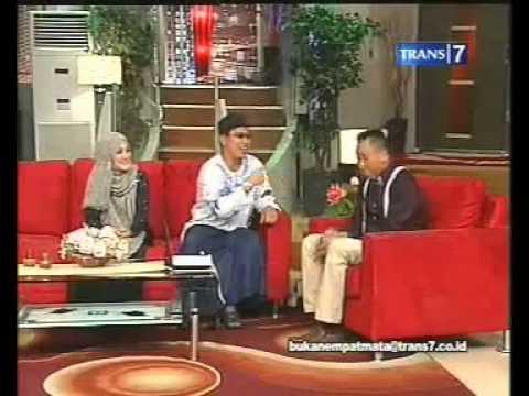 Bukan Empat Mata Ustad Jefri Al-buchori Dan Pipik Dian Irawati 13 8 2010 (1 5).flv video