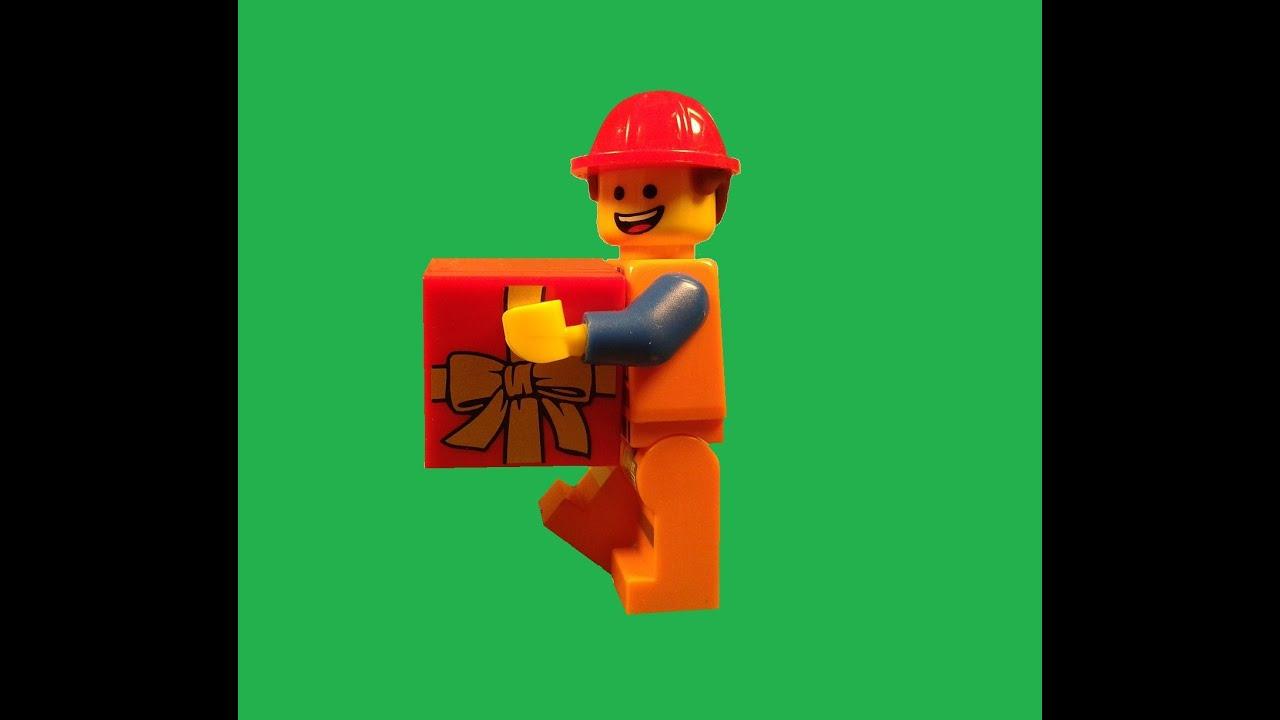 Как сделать надпись lego