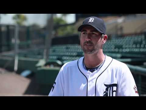 Justin Verlander Talks Phiten (Full)