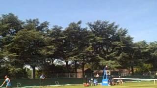 ITF Nottingham 2009 - Shenay Perry vs Georgie Stoop - part 1