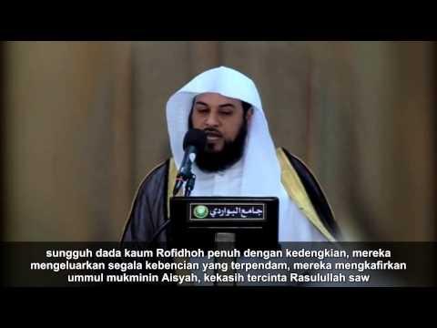 Syaikh Al Arifi  Membela Kehormatan Ummul Mukminin.mp3