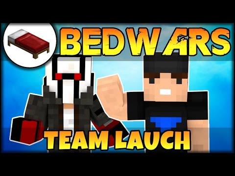 Bedwars TEAM LAUCH | Minecraft Bedwars | DEBITOR - auf gamiano.de