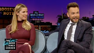 Betty Gilpin & Joel McHale Are Tired of Alison Brie's Nice Act