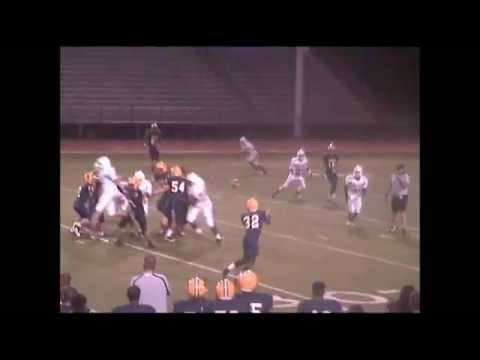 Arlington Lamar High School Football (JV-A) vs Arlington Bowie 2012