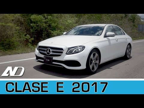 Mercedes-Benz Clase E 2017 - Primer Vistazo en AutoDinámico