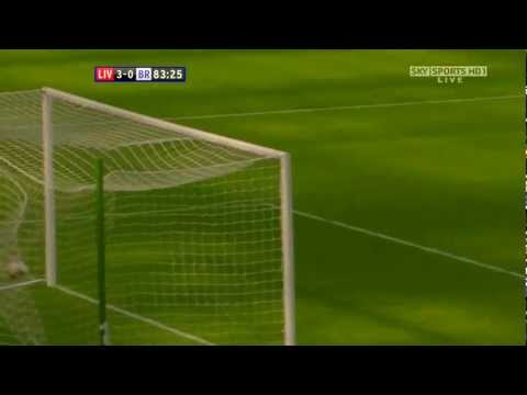Daniel Agger Screamer v Blackburn Rovers