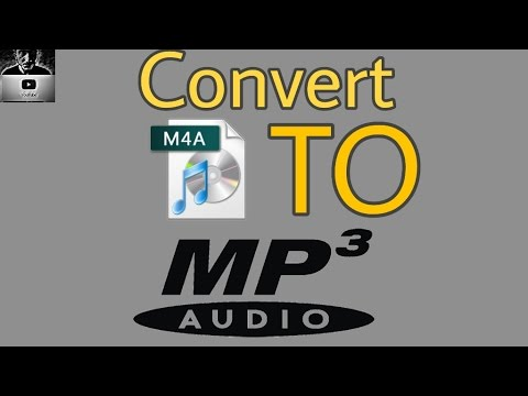 How To Convert .m4a To .mp3 on Android Phone