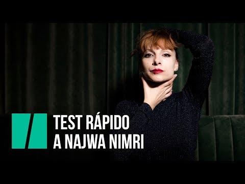 Test rápido a Najwa Nimri