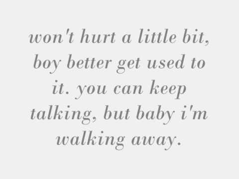 Pixie Lott - Cry Me Out + Lyrics