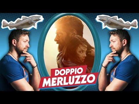 Logan ridoppiato da Maurizio Merluzzo - #DoppioMerluzzo