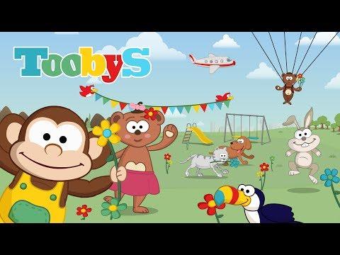 Canción de compartir - Canciones Infantiles en español - Toobys