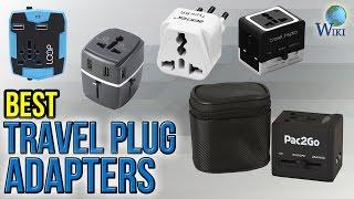 10 Best Travel Plug Adapters 2017