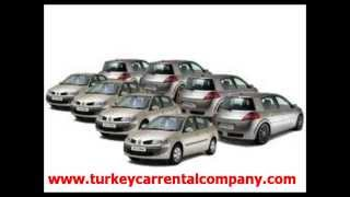 Antalya Airport Car Hire Agency - Turkey