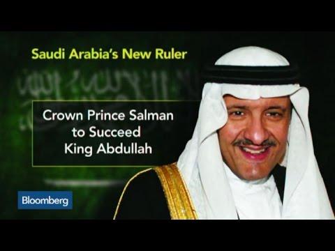 Crown Prince Salman Becomes Saudi Monarch