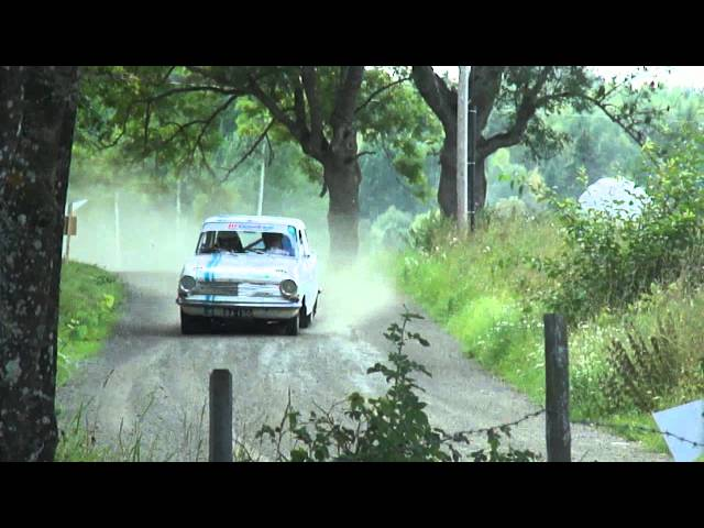 Almunge Rally Classic 12-13 Augusti 2011.mp4