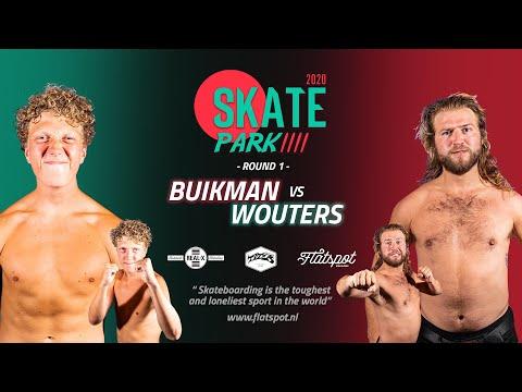 Game of SKATEpark - Game #7 - Buikman vs Wouters