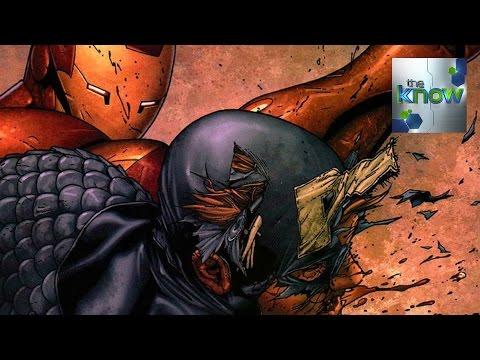 Villains Set for Captain America: Civil War - The Know