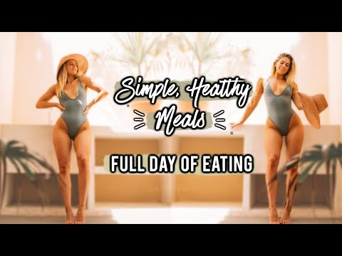IT'S A FULL DAY OF EATING BABYYYY