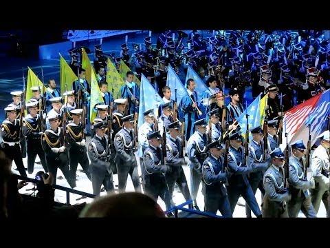 I Festiwal Orkiestr Wojskowych W Warszawie - FINAŁ