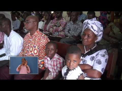 Escape for your life, Minister Abraham Monney, Church of Christ,Ghana   18 10 2015