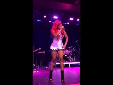 K. Michelle - can't Raise A Man  (live In Birmingham, Al) video