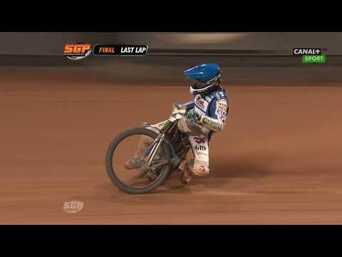 Finałowy Bieg Grand Prix Szwecji || Żużel
