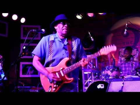 Beautiful Bobby Blackmon 2018 04 19 Boca Raton, Florida - The Funky Biscuit