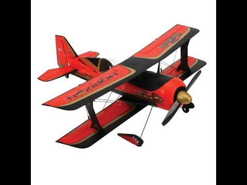 UMX Beast RC Plane Review and Flight By Eric