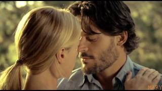Sookie & Alcide | Right There Beside Me