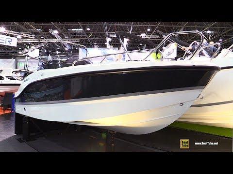 2018 Quicksilver Activ 455 Open Motor Boat - Walkaround - 2018 Boot Dusseldorf Boat Show